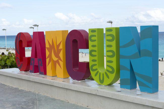 Mayan Food in Cancun