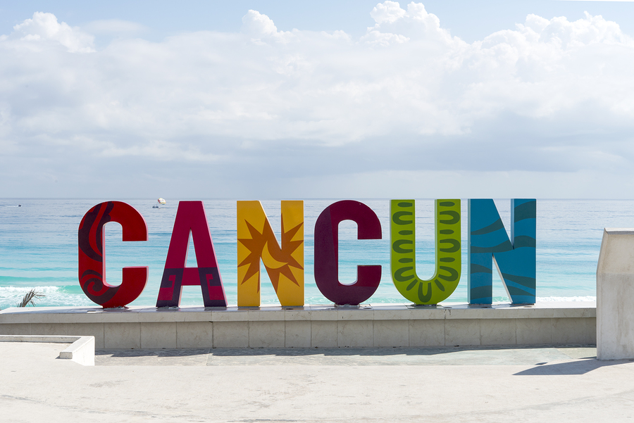 The Art of shopping in Cancun