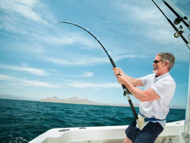 Fishing in Puerto Vallarta