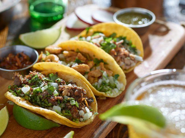 Taco-Tastic in Puerto Vallarta