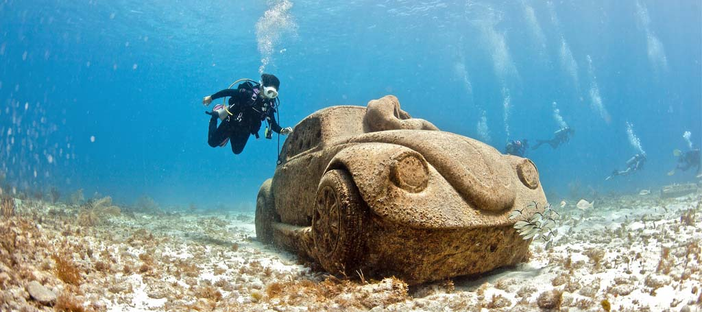 Diving in Cancun and Riviera Maya
