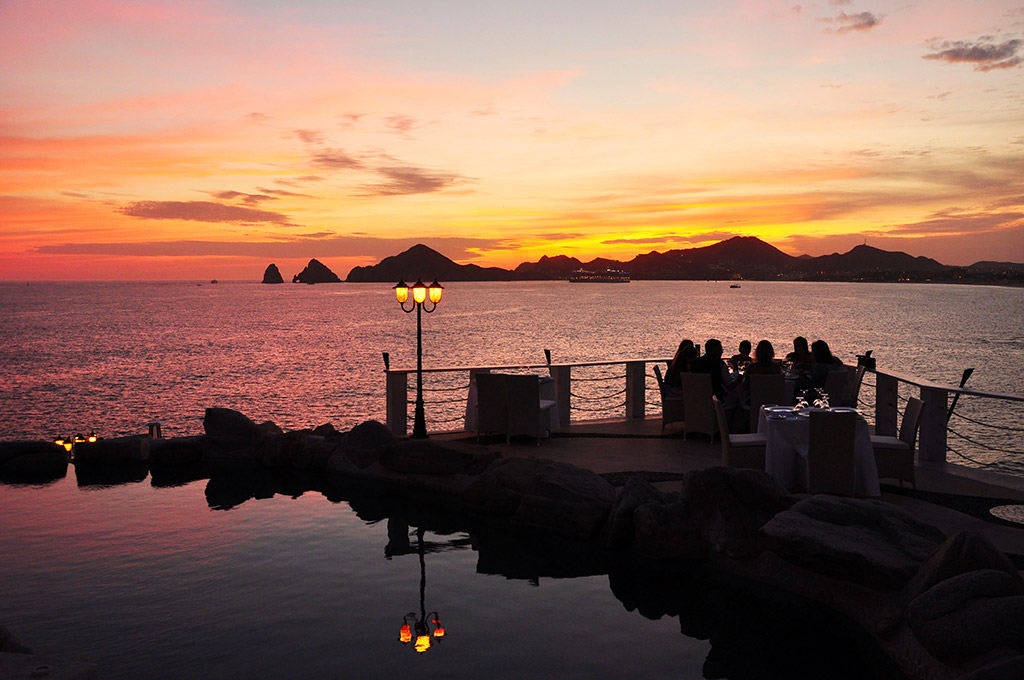 Best Spot for a Romantic Meal in Cabo