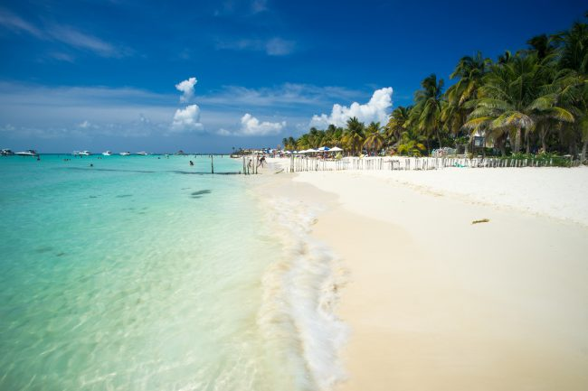 Playa Norte Cancun