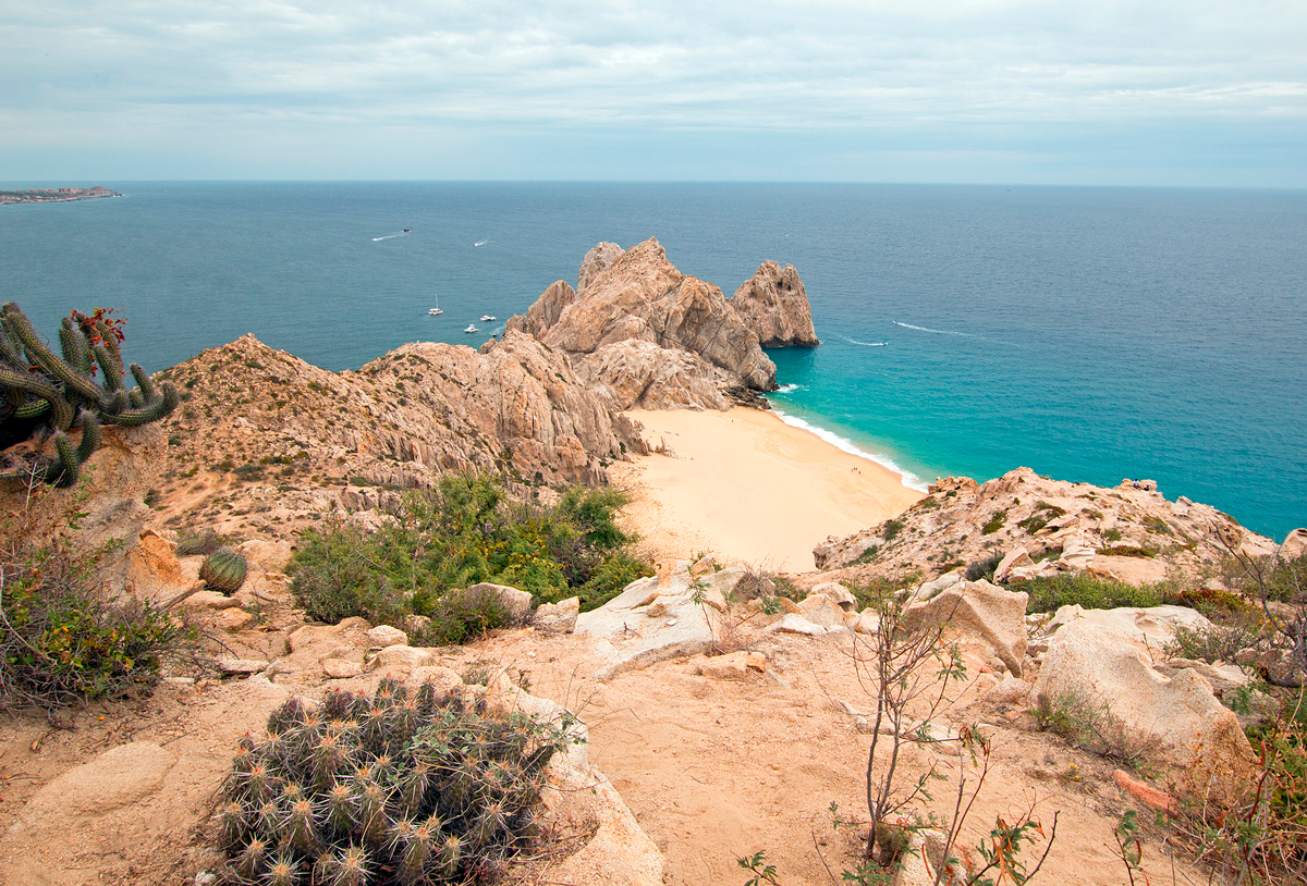 Cabo Things to Do: Hiking to Mt. Solmar