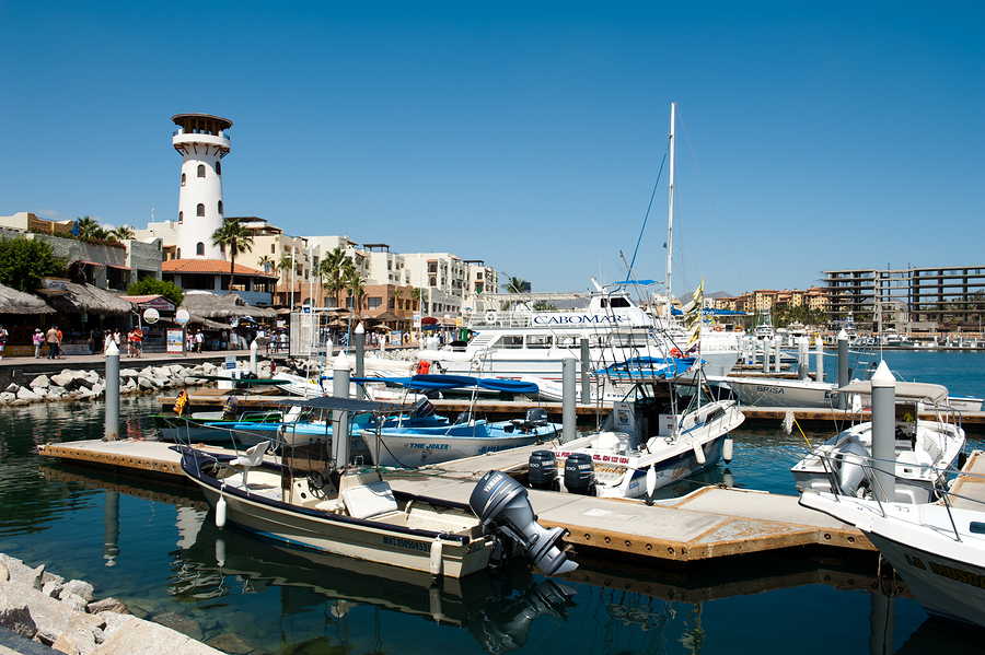 Vacation to Mexico: Visit Cabo Marina